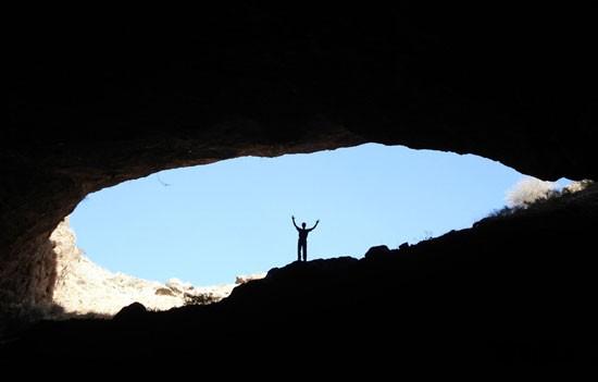 غار رودافشان، غار پنهان ایران