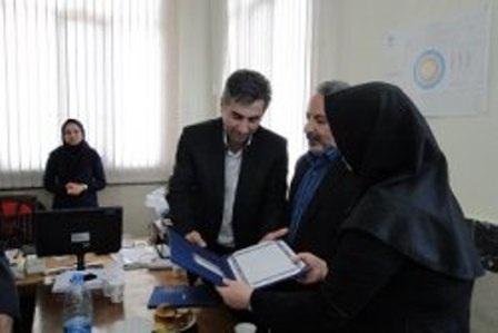 دکتر میرزاده مسئول مرکز بهداشت و درمان رودهن شد
