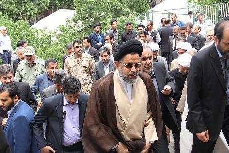 علوی در دماوند: امام خمینی دنبال مال اندوزی نبود