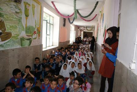 جشنواره 'قطره آب' در مدارس کیلان