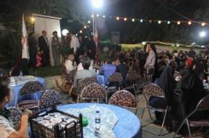 جشن گلریزان اداره بهزیستی شهرستان دماوند برگزار شد