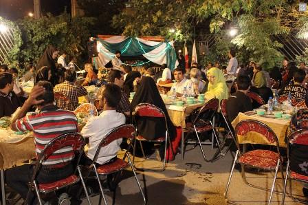 دومین جشن گلریزان بهزیستی دماوند برگزار شد