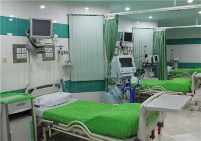 تصویر از کمبود فضا و تجهیزات در بیمارستان رودهن