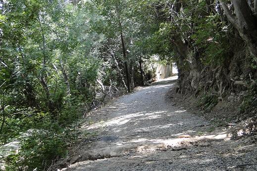 عملیات های عمرانی روستاهای وسکاره و مهرآباد رودهن