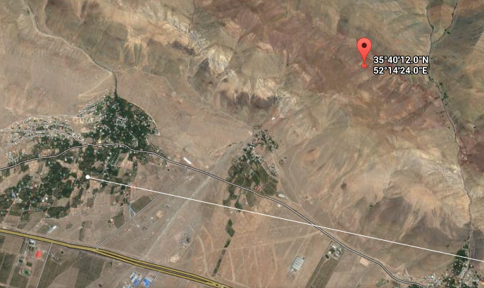 زلزله ۱٫۹ کیلان دماوند را لرزاند