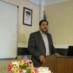 محمدرضا دارائی مسئول دانشگاه پیام نور دماوند شد