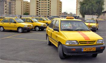 نوسازی ۹۰ تاکسی فرسوده شهر دماوند
