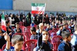 زنگ باز گشایی مدارس در رودهن به صدا در آمد