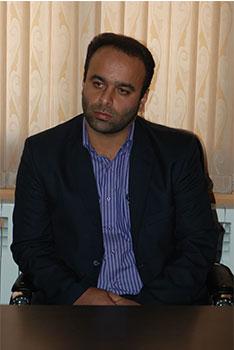 انتصاب مسعود زارع به سمت بازرسی شهرداری رودهن