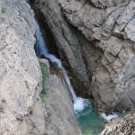 آبشار آینه رود در روح افزا دماوند + تصاویر