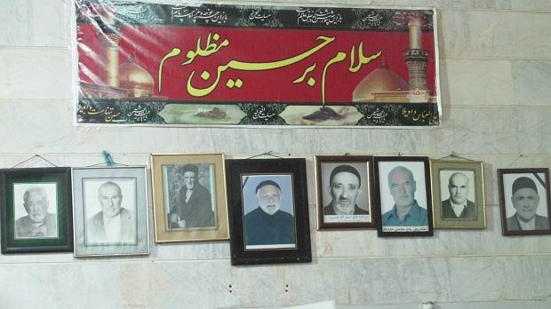 مطبخ حسینیه محله درویش دماوند/تصاویر