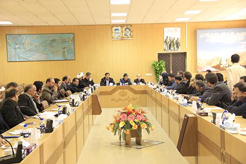 دومین جلسه کمیته برنامه ریزی شهرستان دماوند برگزار شد