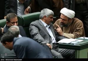 رسایی در صحن علنی مجلس به روحانی چه گفت، چه شنید!+تصاویر