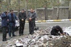 شبکه برق منطقه مبارک آباد آبعلی اصلاح شد