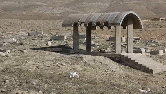 یهود در دماوند + تصاویر قبرستان و صوت رائفی پور