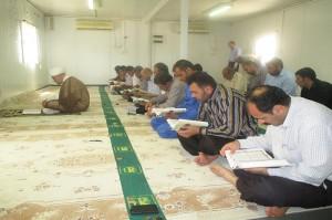 اعزام مبلغان قرآنی به کمپ های ترک اعتیاد در دماوند