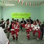 برگزاری دوره بازآموزی مربیان امداد و کمک های اولیه در دماوند