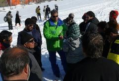 لزوم سرمایه گذاری بخش خصوصی در پیست اسکی آبعلی