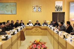 برگزاری نشست ستاد برگزاری دهه مبارک فجر در دماوند