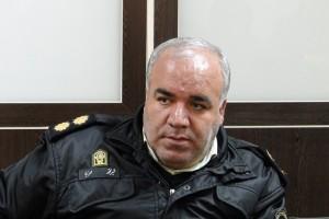 سرهنگ مهرنیا فرمانده نیروی انتظامی رودهن شد