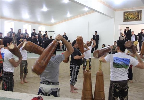 افتتاح باشگاه ورزشی پهلوانی و زورخانه ای در رودهن