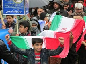 گزارش تصویری/ حماسه راهپیمایی ۲۲ بهمن ۹۳ در دماوند