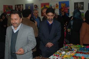 برگزاری جشنواره خیریه در مجتمع بهزیستی حورای رودهن