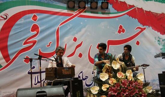 جشن بزرگ فجر انقلاب در دماوند برگزار شد