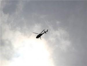 فرماندار شمیرانات: سقوط یک فروند بالگرد در ارتفاعات دربند