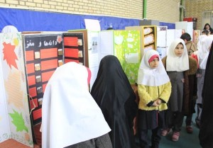 پنجمین جشنواره دانش آموزی جابر بن حیان در دماوند
