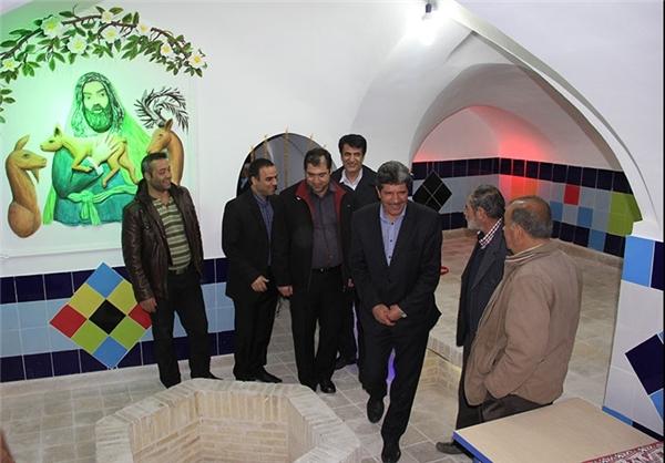 افتتاح موزه فرش و صنایع دستی در کیلان
