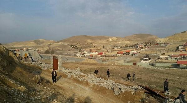 صدور ۷۵ حکم قضایی آزادسازی اراضی ملی در رودهن+فیلم