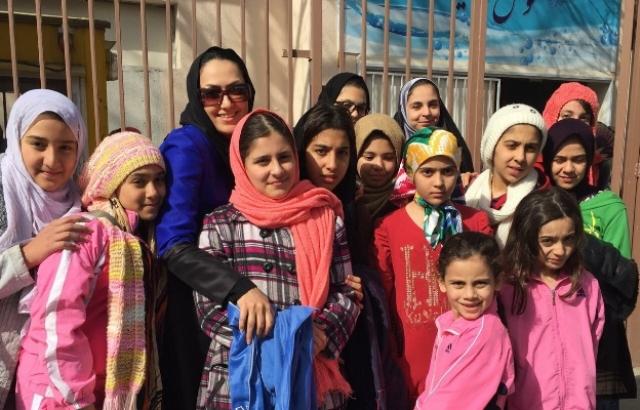 درخشش بانوان دماوندی در مسابقات شنای کاپ استخرهای تهران
