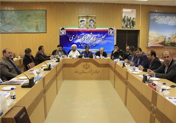 نظارت جدی مسئولان بر ساخت و سازهای غیرمجاز در سال ۹۴/تشکیل ستاد نظارت بر مناسبسازی اماکن در دماوند