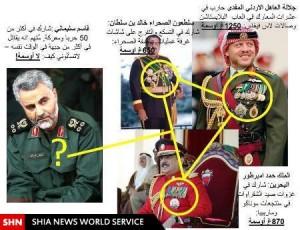 قاسم سلیمانی در مقابل ژنرالهای عرب