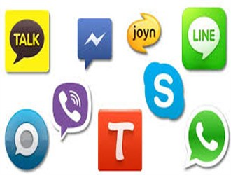 وایبر و شبکه های اجتماعی