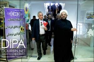 بازدید مدیران دانشگاه تهران از بنیاد ابراهیمی در دماوند