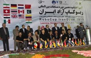 کسب مقام دانشگاه آزاد دماوند در مسابقات ربوکاپ آزاد ایران