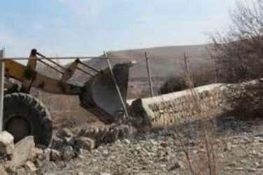 رفع تصرف اراضی کشاورزی در مراء، کاجان و تمیسیان