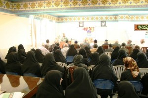 شرکت زنان سرپرست خانوار دماوند در دورههای آموزشی