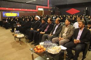 مراسم گرامیداشت مقام زن در دماوند برگزار شد