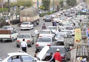 ترافیکهای آخر هر هفته در دماوند معضلی جدی