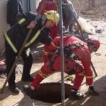 گاز چاه، دو کارگر در دماوند را به کام مرگ کشاند