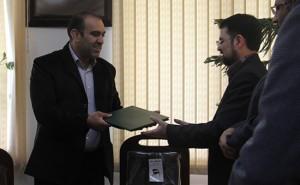 مصطفی اسدالهی مسئول بازرسی شهرداری دماوند شد