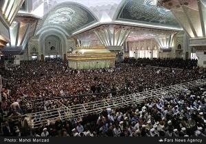 مراسم سالگرد ارتحال امام خمینی (ره)/ تصاویر