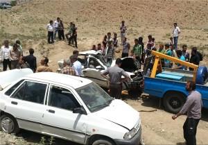 تصادف مرگبار جاده کیلان ۷ کشته برجای گذاشت+تکمیلی
