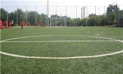 بهرهبرداری از زمین چمن فوتبال در کیلان