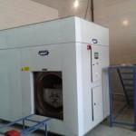 راهاندازی دستگاه امحای زباله بیمارستان سوم شعبان دماوند