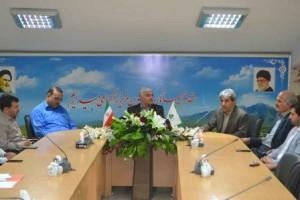 مجید ربانی معاون شهردار آبسرد شد