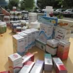 کشف و معدومسازی ۵۰۰ کیلوگرم داروی قاچاق در دماوند